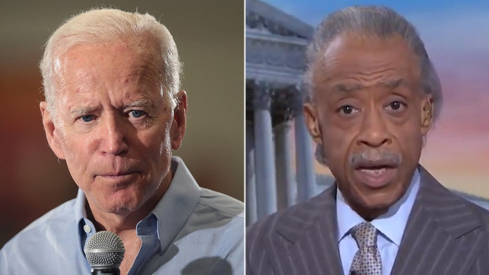 Rev. Al Sharpton: Black vote is not a 'lock for anyone' in 2020; Biden should have apologized 'two weeks ago'