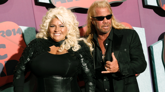 Beth Chapman remembered by Dog the Bounty Hunter at memorial: 'Still haven't let her go'
