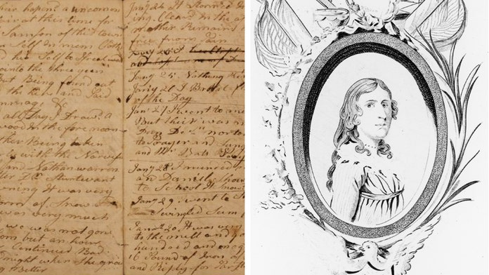 Revolutionary War diary sheds light on Deborah Sampson, who disguised herself as a man to join the Continen...