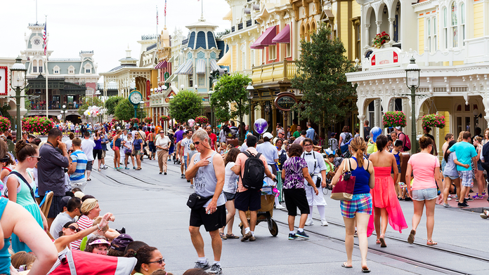 Disney World guest's angry rant about 'childless' millennials goes viral: 'You made my son cry!'