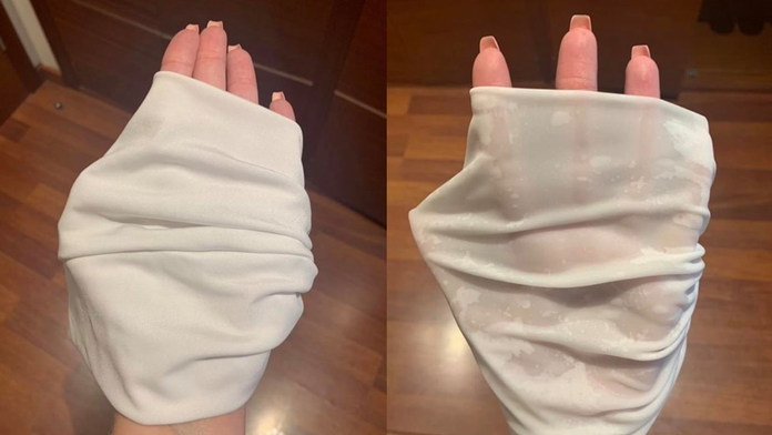 PrettyLittleThing shopper claims bikini went see-through once it touched water