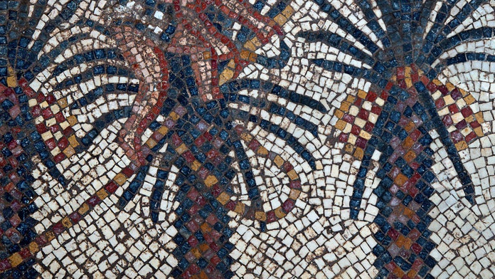 1,600-year-old biblical mosaic discovered in Israel, sheds light on ancient Judaism