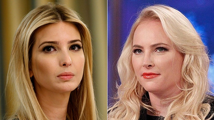 Meghan McCain tells Ivanka and Jared to speak up after Trump rally: 'Where are you?'