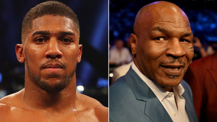 Mike Tyson says Anthony Joshua has to get his mind right before title rematch with Andy Ruiz Jr