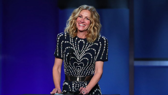 Julia Roberts reacts to Emmy snub: 'I'm in exceptional company'