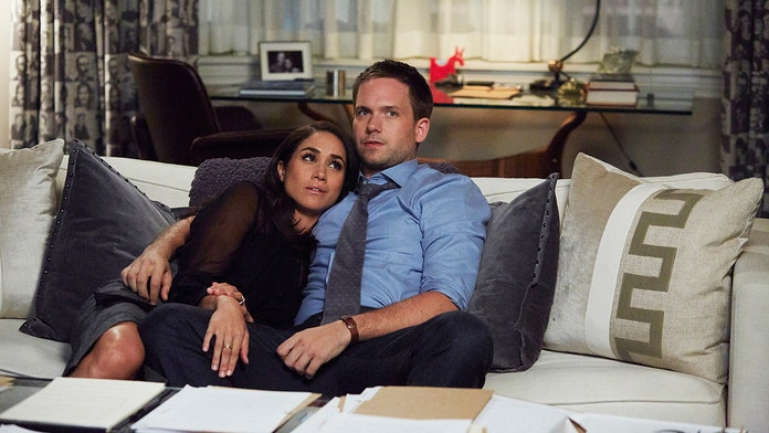 'Suits' pokes fun at alum Meghan Markle's royal role in latest episode