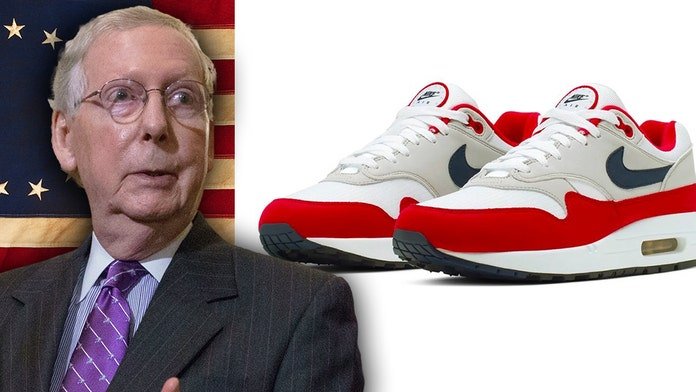 Mitch McConnell tells Nike he'll buy