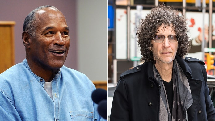 Howard Stern says it's 'maddening' seeing OJ Simpson on Twitter, wants him removed: 'I got really triggered'