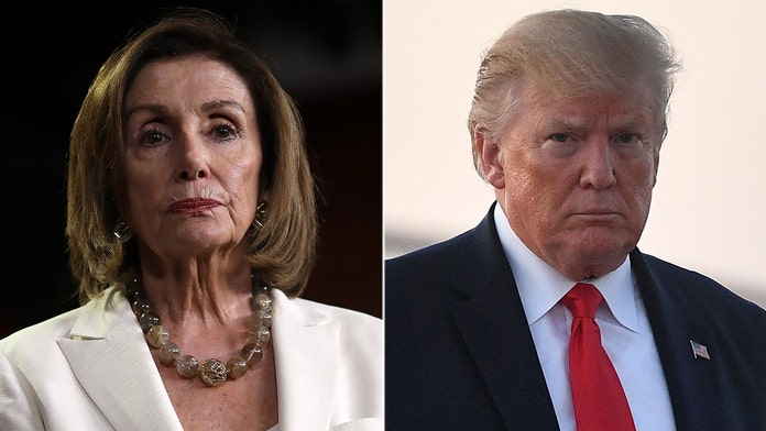 Democratic unity against Trump will be short lived, says WSJ columnist: Pelosi still has 'problem on her ha...