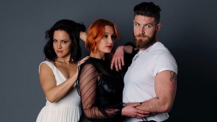 Polyamorous 'throuple' fire back at critics of their relationship: 'We come from different schools of thought'