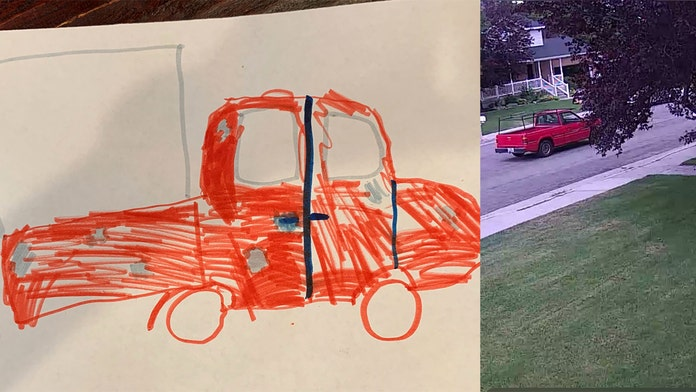 Utah girl's 'very well drawn' sketch helps police identify suspect vehicle in package thefts