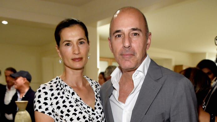 Annette Roque officially files to divorce Matt Lauer after 20 years of marriage