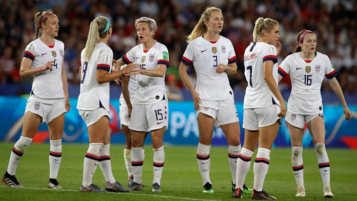 US women's soccer takes on England in Women's World Cup semifinal: How to watch, key players & more