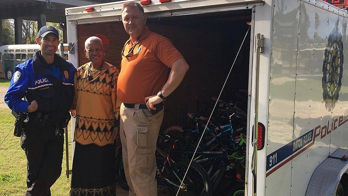 Founder of Louisiana African-American history museum found dead in car trunk: police