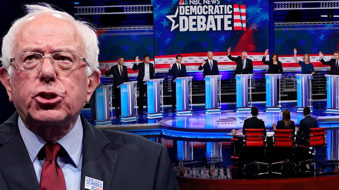 Bernie Sanders has 'deep sense of satisfaction' his positions are now 'centrist' among Dems