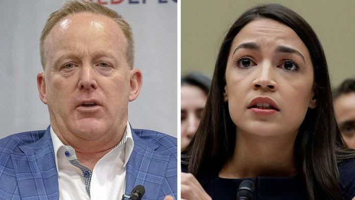 Sean Spicer: Progressive 'squad' setting the agenda for the Democrats