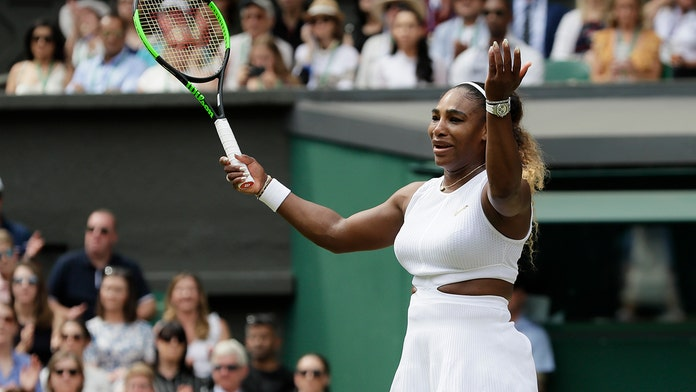 Serena Williams responds to criticism about equality fight after Wimbledon loss