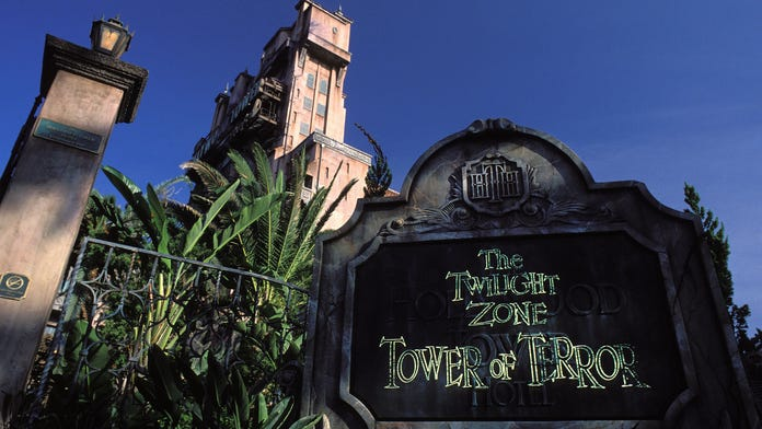 Disney World guest reportedly punches Tower of Terror castmember, starts pushing ride's buttons