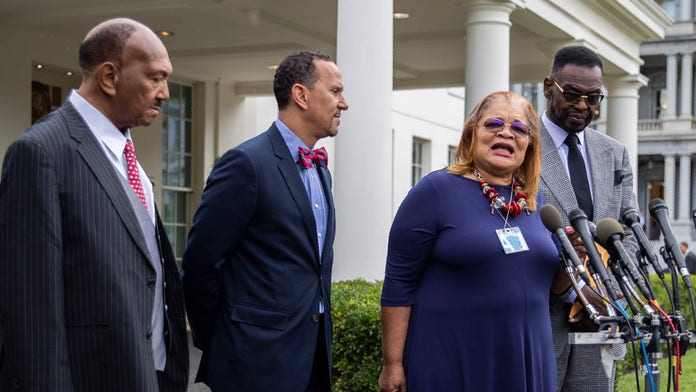 African American faith leaders defend Trump after White House meeting: 'He's not a racist'