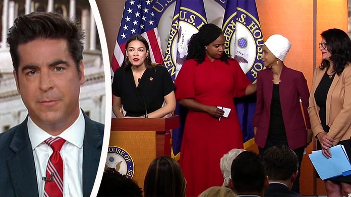 Jesse Watters: Trump 'won' the 'squad' press conference, Dems just want to 'impeach him for tweeting'