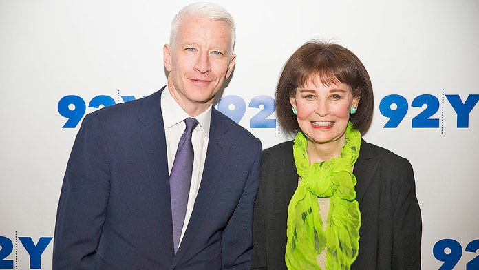 Anderson Cooper to inherit just $1.5 million from mom Gloria Vanderbilt