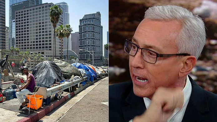 Dr. Drew sounds off on California's homeless crisis: 'How many must die' before officials take action?
