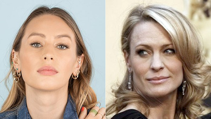 Dylan Penn is a spitting image of her mother, Robin Wright, in new modeling photos