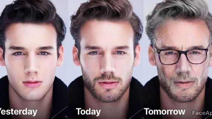 FaceApp Challenge offers hilariously geriatric results