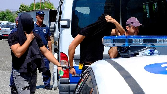 12 Israeli teenagers held in Cyprus over alleged rape of British woman