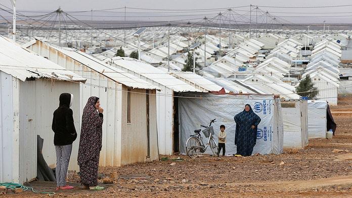 Jordan buckling under pressure of growing refugee crisis