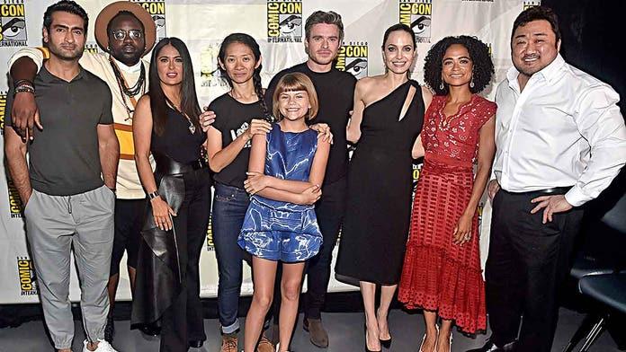 Marvel slates 'Eternals,' 'Dr. Strange' sequel, Natalie Portman as Lady Thor, 'Blade' reboot for Phase Four