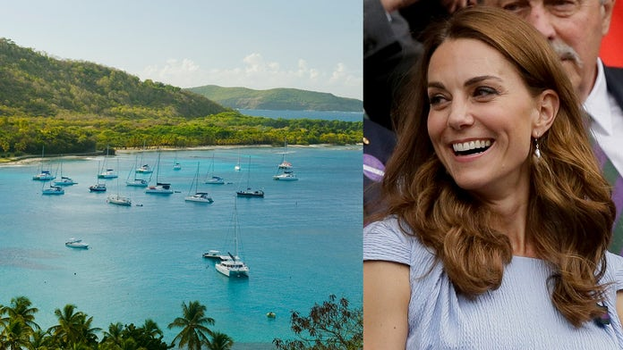 Inside Mustique, the exclusive island where the royals vacation