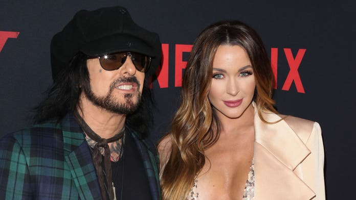 Nikki Sixx and wife Courtney announce birth of their daughter