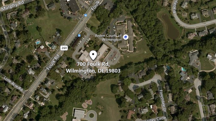 Delaware nursing home locked down after shooting deaths of 79-year-old woman, 82-year-old man
