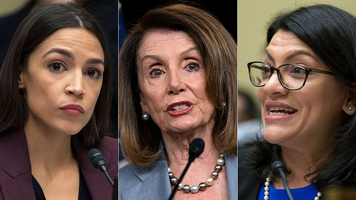 'The Squad' revives feud with Pelosi: Be aware when you 'single us out' that we're 'women of color'