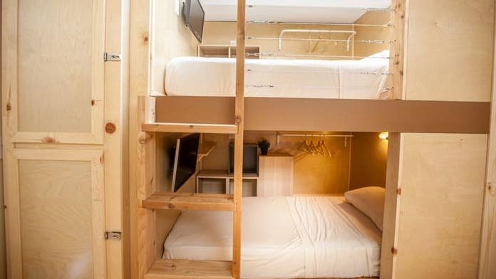 In Silicon Valley, $1,200 a month gets you a bunk bed amid housing crunch