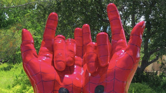 Nebraska woman calls for Spider-Man statue to be taken down over 'demonic' imagery, despite being faith-bas...