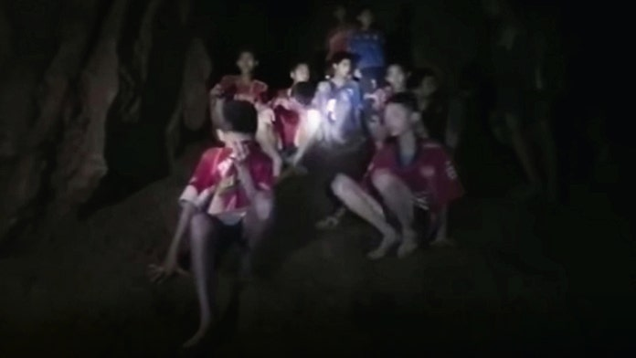 Rescue diver reveals unseen messages left behind by Thai cave boys one year later