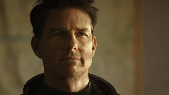Tom Cruise returns in action-packed 'Top Gun: Maverick' trailer