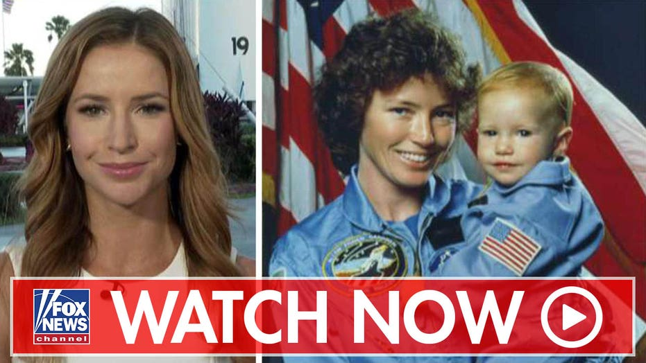 Kristin Fisher on her family's historic place in NASA