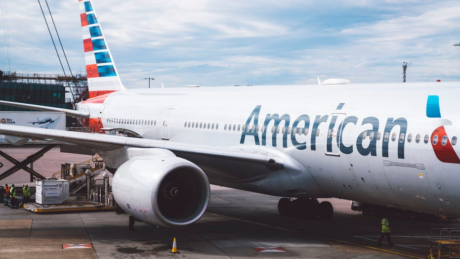 Police remove passenger from American Airlines flight after