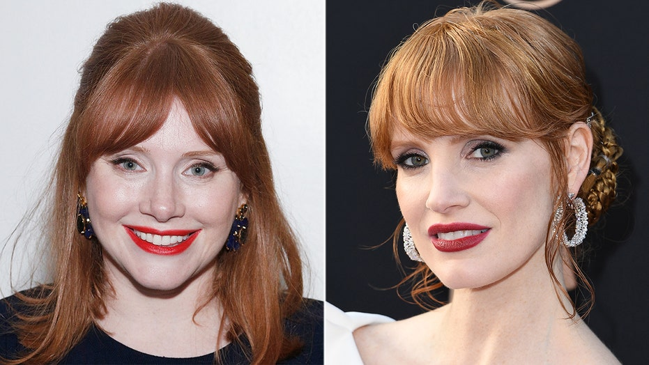 Jessica Chastain Says Ron Howard Once Mistook Her For His Daughter Bryce Dallas Howard Fox News Your recent projects include jurassic world: jessica chastain says ron howard once