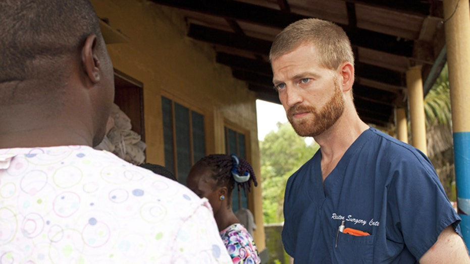 Ebola survivor opens up about experience in new book