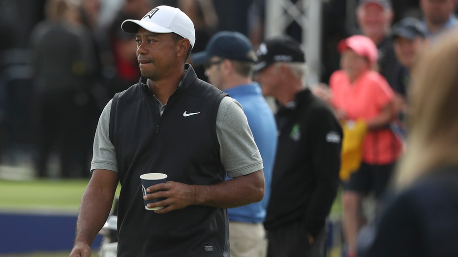 Woods recovering from back surgery and hopes for Masters