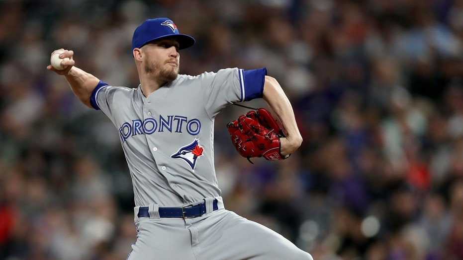 Toronto Blue Jays' Ken Giles suffers nerve inflammation in