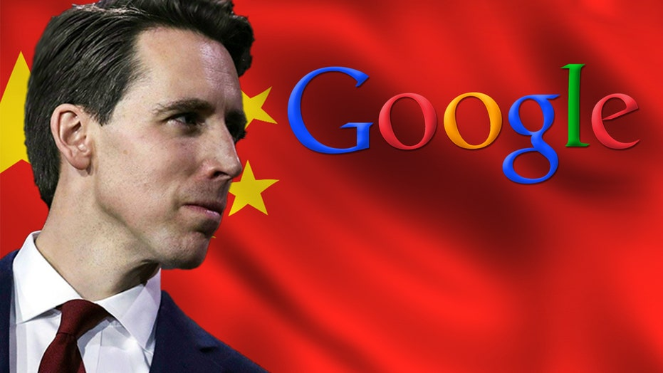Sen. Hawley leaves Google executive searching for answers on alleged conservative censorship