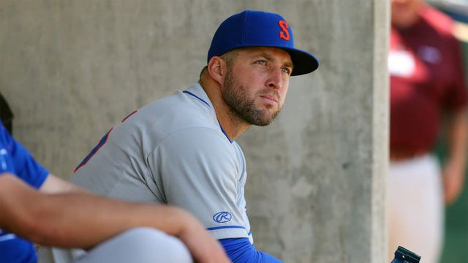 Tim Tebow, 33, still pursuing MLB dream in 2021