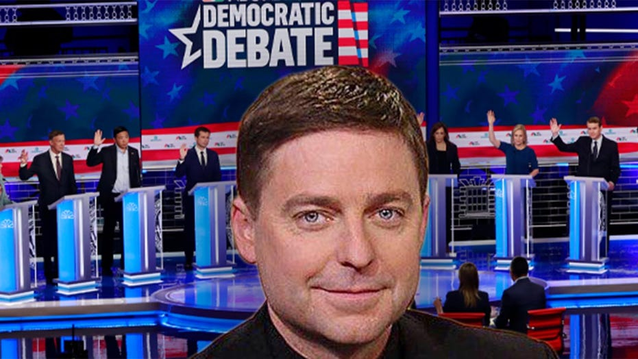 Jonathan Morris warns 2020 Democrats are playing moral high ground card for election