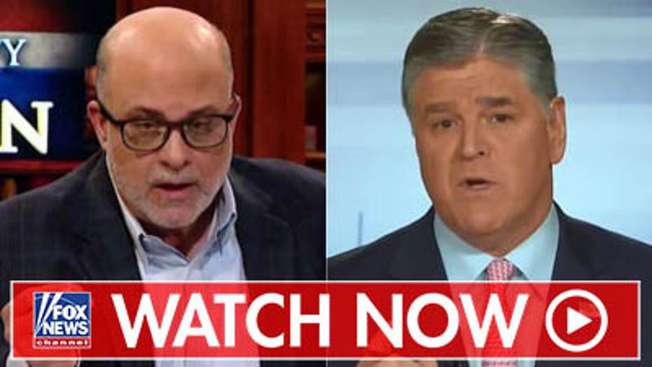 Mark Levin on 'the Squad,' comments about Trump