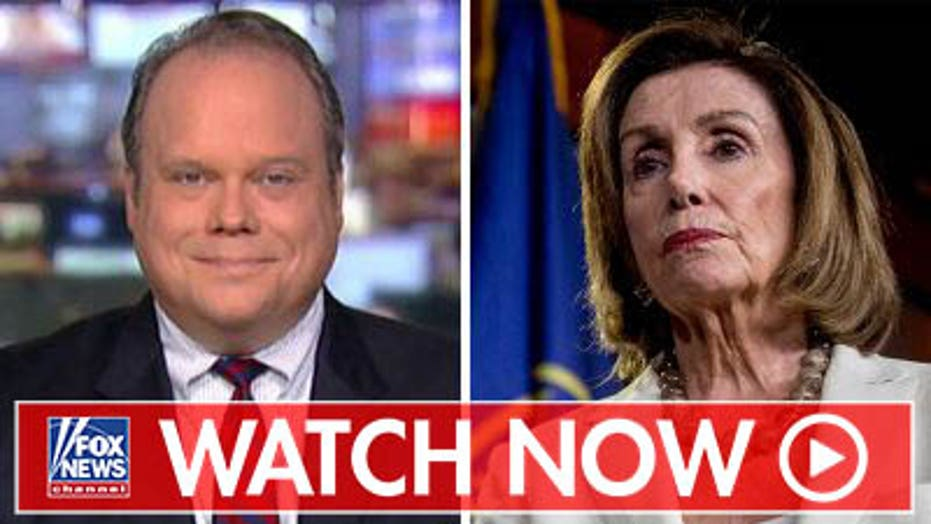 Chris Stirewalt on Trump comments, Pelosi response